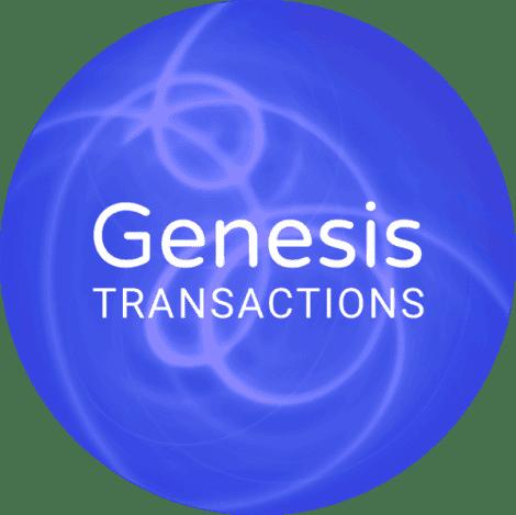 Genesis Transactions