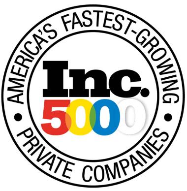 Inc5000FastestGrowingCompanies